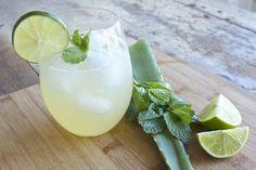 Aloe Pineapple Juice Cooler