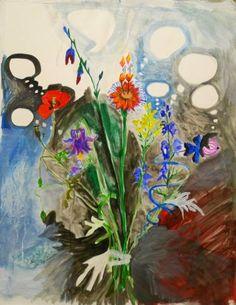 Blumen Denken (Blumenstrauss No1)