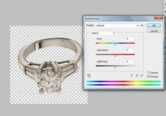 Editing Jewelry - Photoshop Tutorial | Graphic Media Knowledge