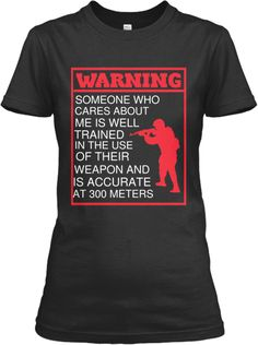Police wife shirt...I could have worn this in the 1980's since my hubby was a sharp shooter!!