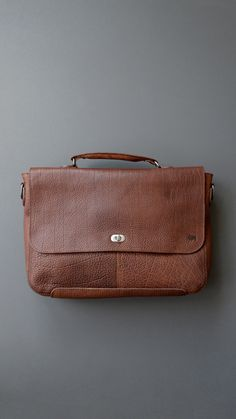 Leather bags from Buffalo Jackson! #mensfashion #menstyle #bag