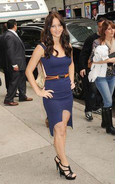 The beautiful Jennifer Lawrence