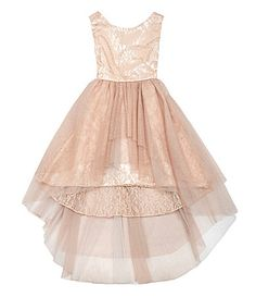 Rare Editions 716 LaceBodice HiLowHem Dress #Dillards  For Nutcracker
