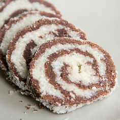 No Bake!  These dainty little beauties are traditional Czech Christmas cookies.