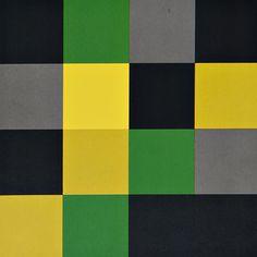Johannes ITTEN - La couleur selon un des fondateurs du Bauhaus Abstract Geometric Art, Abstract Lines, Johannes Itten, Scandinavian Pattern, Colour Story, Bauhaus Design, Pencil Design, Josef Albers, Pencil Painting