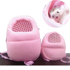 Ademend Egel Hamster reistas hond puppy cavia Carrier Rugzak Tassen Handtas Shedgehog Hamster Dierbenodigdheden
