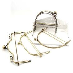 Grace-Metal-Frame-Kiss-Clasp-for-Handle-Bag-15CM-27CM-5-91inch-10-63inch