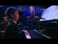 "The Canadian Tenors - Hallelujah ""Live"" tenors always amazing, check out child prodigy on piano"
