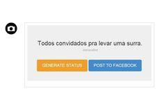 Eu disse isso? Tumblr reúne as melhores criaçoes do app das frases aleatórias no Facebook http://www.bluebus.com.br/eu-disse-isso-tumblr-reune-melhores-criacoes-app-das-frases-aleatorias-fb/