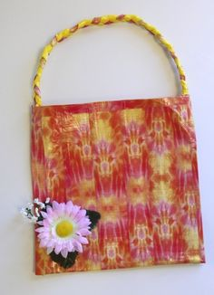 Kids' Krafts: Duct tape creates purse for spring : Mom Click