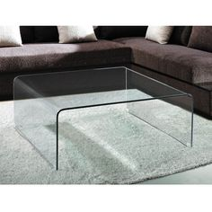 Shop For Safavieh Willow Clear Coffee Table. Get Free Shipping At Overstock.comu2026  | Future Home Style | Pinterest | Clear Acrylic, Knight And Coffee