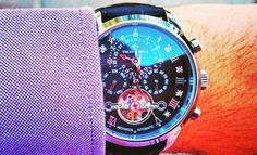 Click This Picture: 10 Facts About #Tufina Watches