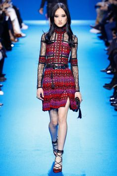 Elie Saab Fall Fall 2016 Ready-to-Wear Fashion Show Défilé prêt-à-porter automne 2016 #mode