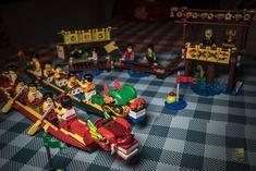 LEGO Dragon Boat Race Set Lego Dragon, Dragon Boat Festival, Young Boys, Lego Sets, Singapore, Have Fun, Racing, Happenings, History