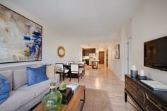 Stylish design and sleek function come together in Flats at Bethesda Avenue apartments.