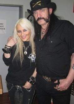 "DORO - Video dedicato a Lemmy ""It Still Hurts"" #lemmy #lemmykilmister #lemmyforever  #ItStillHurts"