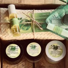 Perfect for māmās hospital bag or the ideal baby shower gift!!  Or buy one for yourself and your precious lil Taonga  Contains -10 gram relax your roro headache/migraine roll on stick  - lip kit containing two 5 gram lip balms with multiple uses!! Kawakawa waha stick and a Kanuka Kreme pottle  - 50 gram puku Pani goddess balm  -50 gram baby balm  -50 gram kawakawa and Manuka Balm  Or swap this for a 30 gram Pata Ukaipo Nipple butter, or ha ki roto, ha ki waho chest rub (you choose) Chest Rub, Lip Balms, Lip Kit, Hospital Bag, Migraine, Are You The One, Baby Shower Gifts, The Balm, Relax