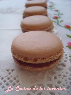 La Cocina de los inventos: Macarons