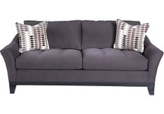 Shop for a Cindy Crawford Home  Newport Cove Slate Sleeper at Rooms To Go. Find iSOFA Hidden that will look great in your home and complement the rest of your furniture. #iSofa #roomstogo