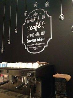 pizarras de cafeteria - Buscar con Google #decoraciondecocinasvintage