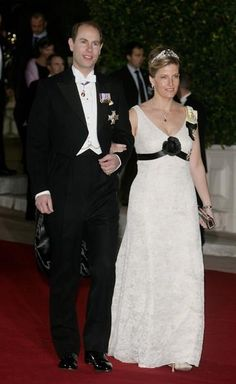Prince Edward and Sophie, Countess Wessex in Barbados to celebrate the Queen's Jubilee