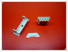M1A1/A2 Abrams 5 - Mine Roller - Bau bis zur Fertigstellung - Mehr auf http://modellbau-portal.net/modellbau/bauberichte/trumpeter-1535-m1a1a2-abrams-5-in-1-in-135