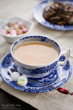 Royal Milk Tea   Easy Japanese Recipes at JustOneCookbook.com