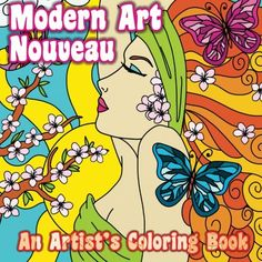 Modern Art Nouveau: An Artist's Coloring Book (Sacred Mandala Designs and Patterns Coloring Books for Adults) (Volume 37) by Lilt Kids Coloring Books http://www.amazon.com/dp/1502408589/ref=cm_sw_r_pi_dp_Dhriub1XSHHGM