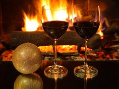 A sexy Christmas Eve tale of fireplaces and what you can do in front of them. WARNING!! This post is HOT!!!  #sex #eroticlit