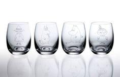 Muumilasit Carafe, Wine Glass, Kitchen Design, Tableware, Magic, Glasses, Dinnerware, Eyeglasses, Design Of Kitchen