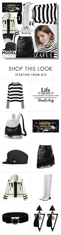 """Zaful:Black Friday & Biggest Sale"" by ann-kelley14 on Polyvore featuring WALL"