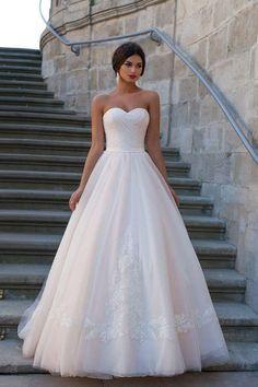 Фото 5093591 в коллекции ПОШИВ!Коллекция 2015 - Дизайнерские свадебные платья Elizabeth Bride