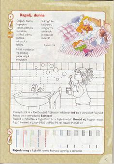 Albumarchívum Baby Clothes Patterns, Kids Patterns, Doll Patterns, Clothing Patterns, Sewing Patterns, Baby Dolls, Pattern Design, Parenting, Bullet Journal