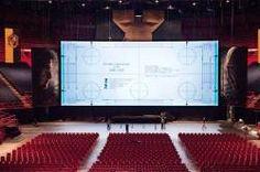 World's largest digital cinema projection 3d Cinema, Digital Cinema, 3d Projector, 3d Glasses, Projectors, World Records, Guinness, Warner Bros, Harry Potter