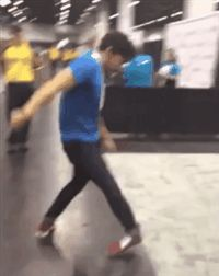 Markiplier and his feet thing, it's cool but gross at the same time