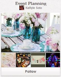 5 easy ideas for using Pinterest for #events. h/t @Dan Parks for sharing! #eventprofs