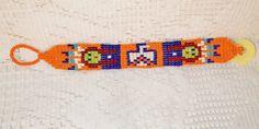 Orange Thunderbird Native American Style by ALEXLITTLETHINGS
