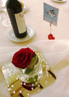 Wedding sit placecard voyage theme