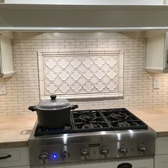 Hand-Molded Tile Backsplash Tile Mosaic Tiles Kitchen Tiles Cool Kitchens  & 19 Best Kitchen Backsplash Tile Plaque Tile Medallion Backsplash ...
