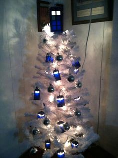Can't wait for my TARDIS lights to come!