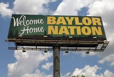 Welcoming #Baylor students for Fall 2014!   Sic 'em Bears!