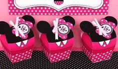 cajas sorpresa de cumpleaños de minnie - Buscar con Google
