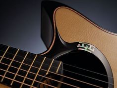 The Casimi C2 Signature with carved soundhole.