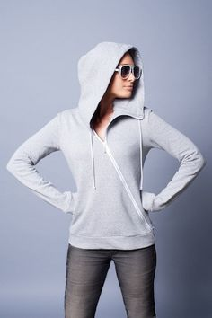 Bad Ass Things With Hoods Women – The Hoodie Shop