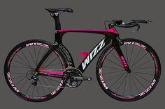 Wizz WR-TT1 Women Time Trial Bike