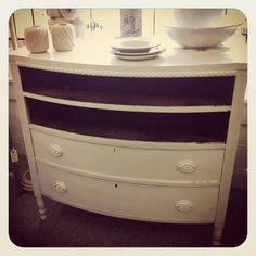 Dresser #repurposed, #recycled, #upcycled, #antique, #vintage