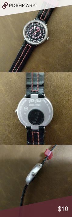 Flik Flak swiss watch Swatch 2007 No battery requires a battery 377? , swatch made in Switzerland, aluminum, water resistant made in 2007 Swatch Accessories Watches