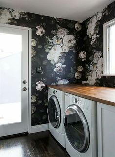 Who says a laundry has to be boring?!?