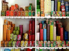 Loja das Conservas 03  Store at Associação Nacional dos Industriais de Conservas de Peixe, Rua do Arsenal, Lisbon, Portugal
