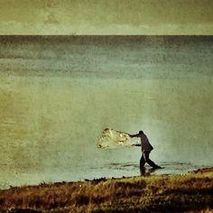 Sprat Fisherman in Belize